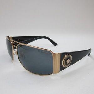 Versace 2163 100281 MEDUSA Sunglasses Italy/OLI642